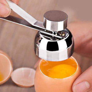 Egg Topper Shell Cutter