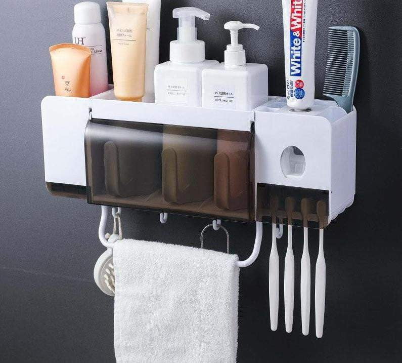 5 in 1 Bathroom Organizer