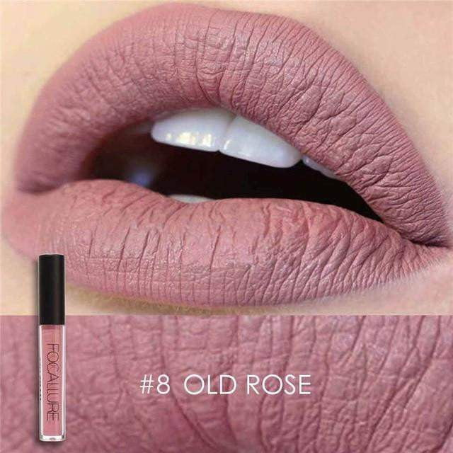 Focallure Matte Liquid waterproof Lipstick