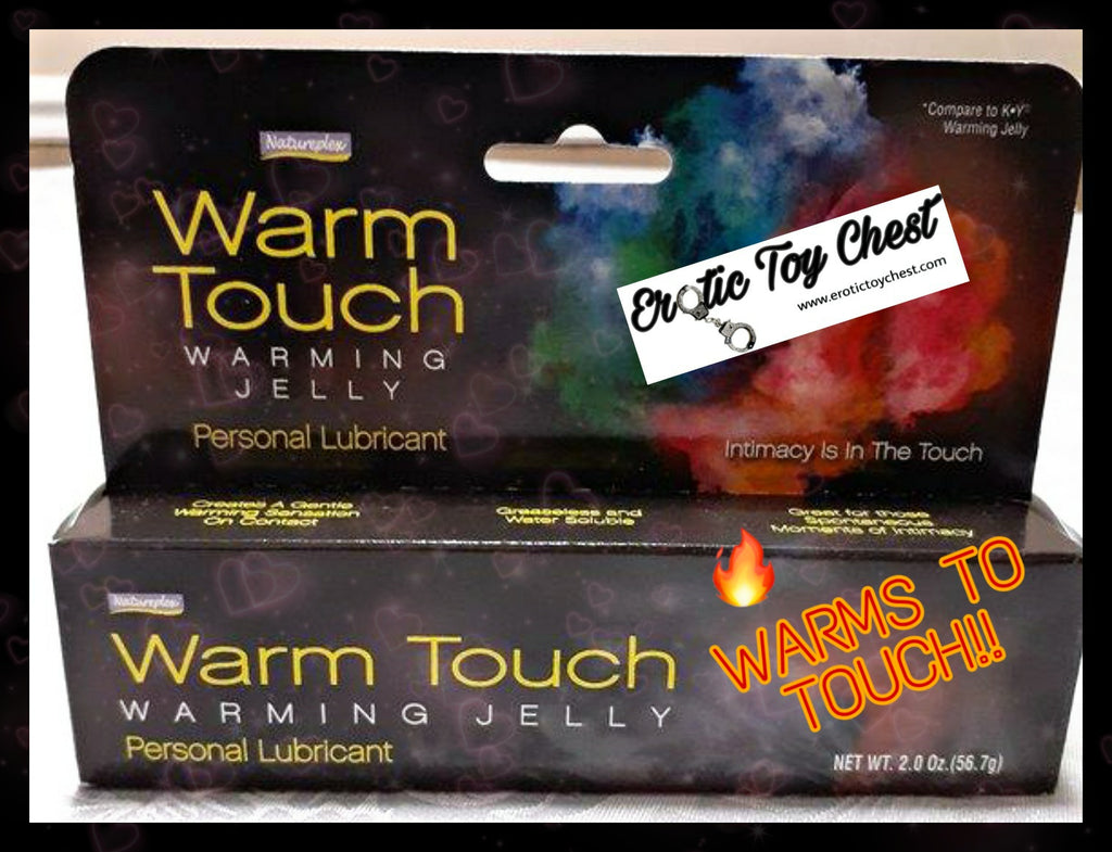 Warming Jelly Lubricant