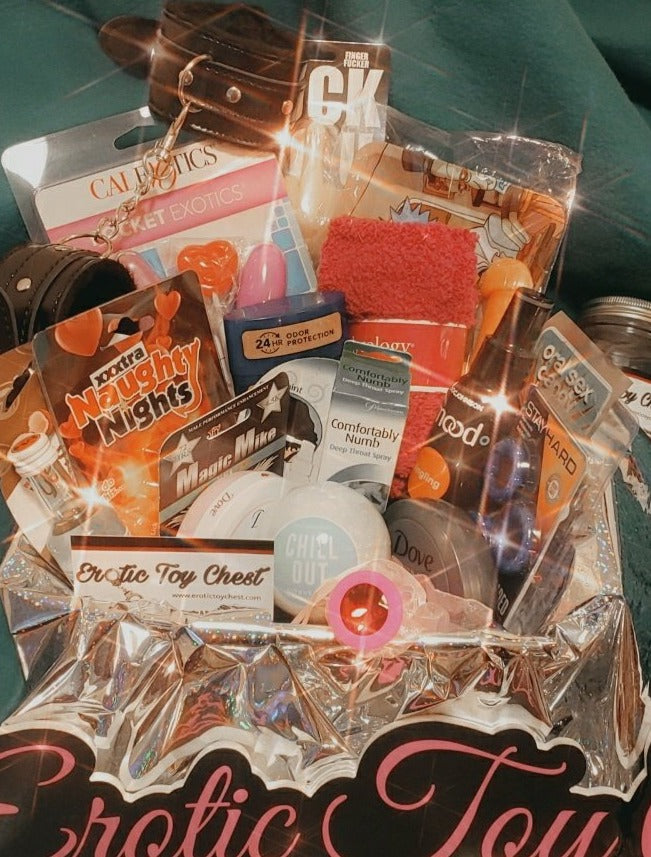 Adult Gift Baskets (Birthdays, Anniversaries, etc.)