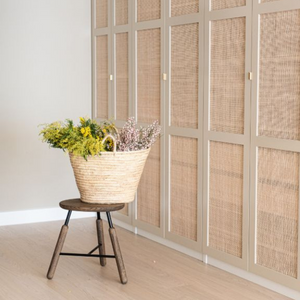 Flash Sale | 5x Pax 50x234cm Radio Weave beige/Natural doors