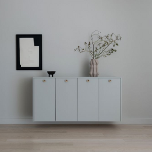 Metod 160x80cm Basic cabinet (with top, sides & knobs)
