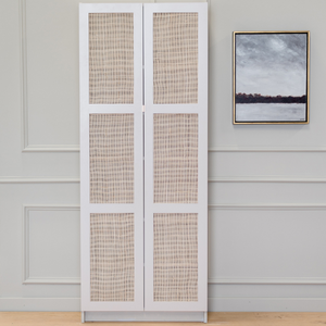 Billy 80x200cm Cane cabinet
