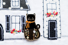 Black Cat Magnetic Needle Minder