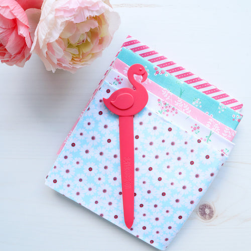 Flamingo Stiletto Point Turner