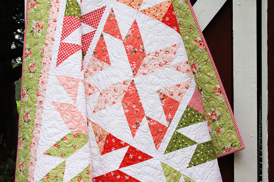Stacking Stars Pdf Download Quilt Pattern Flamingo Toes