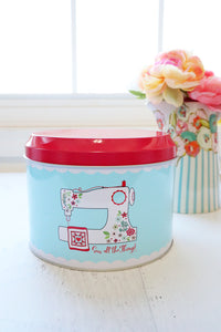 Sewing Room Nesting Canister Set