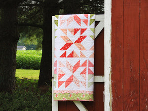 Stacking Stars PDF Download Quilt Pattern