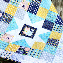 Starry Skies Quilt PDF Pattern DOWNLOAD