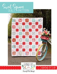 Sweet Squares PDF Download Quilt Pattern