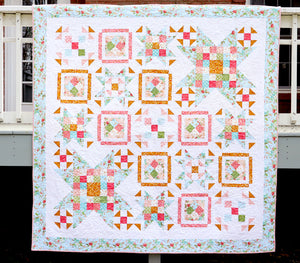 Swinging on a Star PDF Quilt Pattern