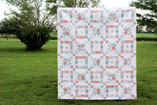 Windows to the Garden PAPER Quilt Pattern