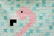 Fun Flamingo Quilt PDF Pattern DOWNLOAD