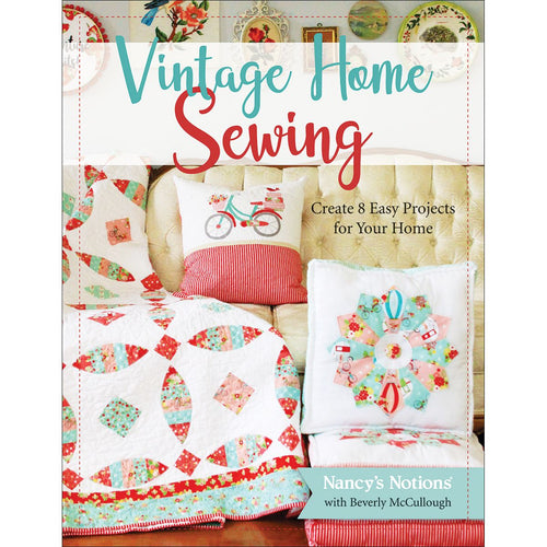 Vintage Home Sewing Book