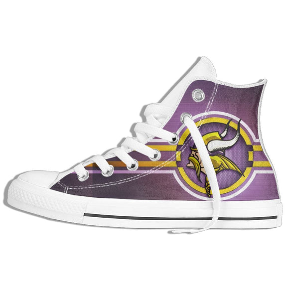 Minnesota Vikings Chucks