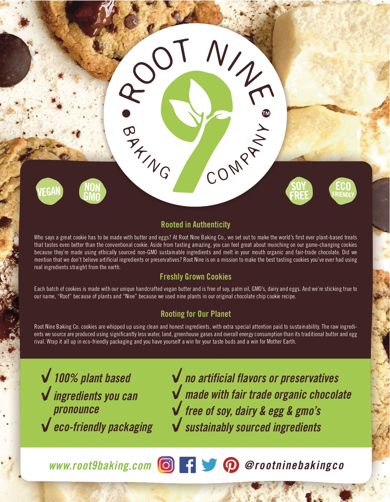 Our Mission – Root 9 Baking Co