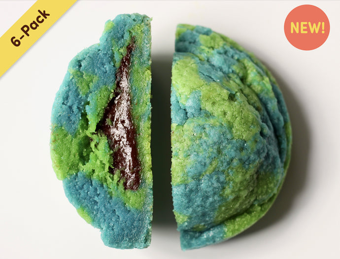 Planet Earth Vegan Cookies (6 x 5oz)