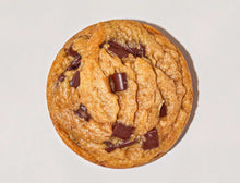 Load image into Gallery viewer, Giant 5oz Chocolate Chip Cookies (4 per pack)