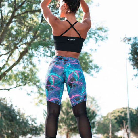 leggings estampadas
