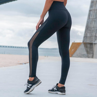 Leggings Burpee Black
