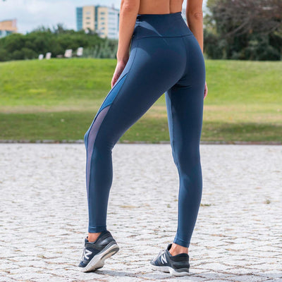 Leggings Burpee Blue