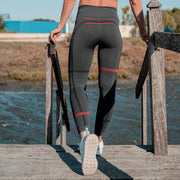 Leggings Red Line