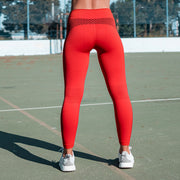Leggings Diamond Red