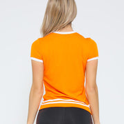 T-Shirt Evolution Orange