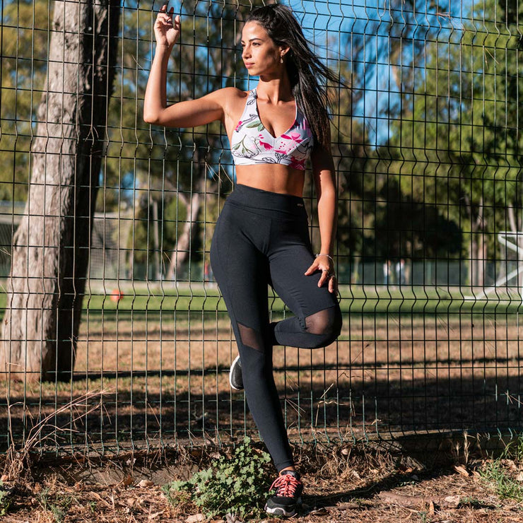 Leggings Athletic Black