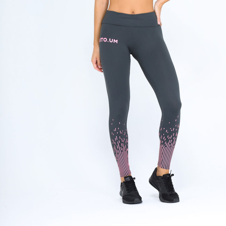 Leggings Eco-Light Volcano Gray