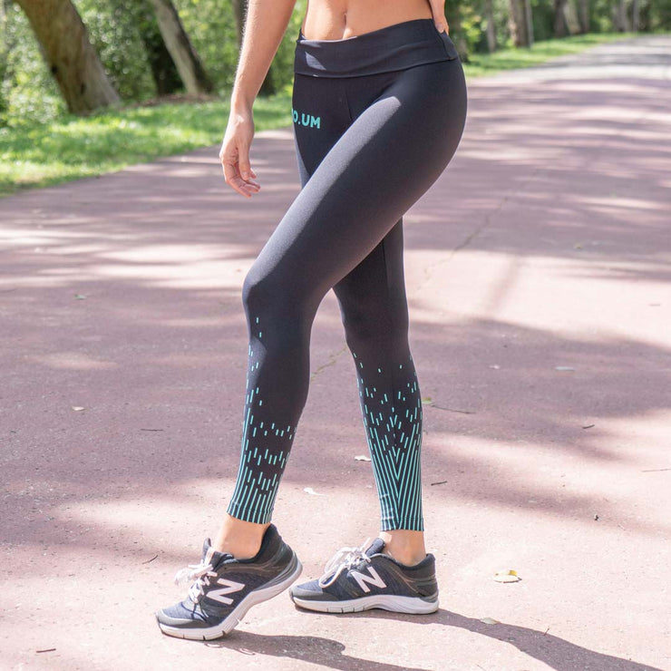 Leggings Eco-Light Volcano Green