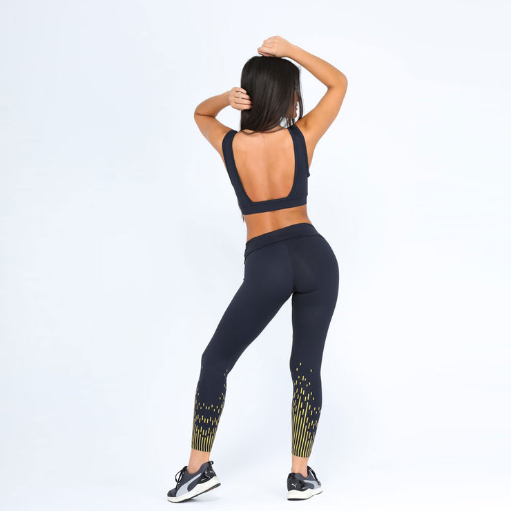 Leggings Eco-Light Volcano Yellow
