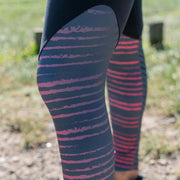 Leggings Mix Black