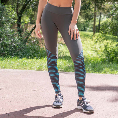 Leggings Mix Gray