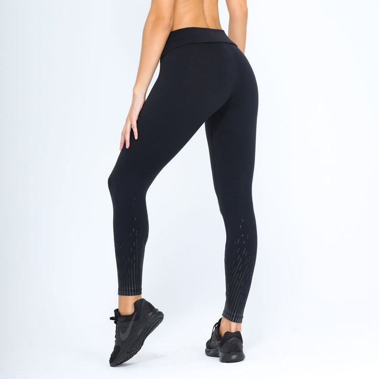 Leggings Strong Volcano Black