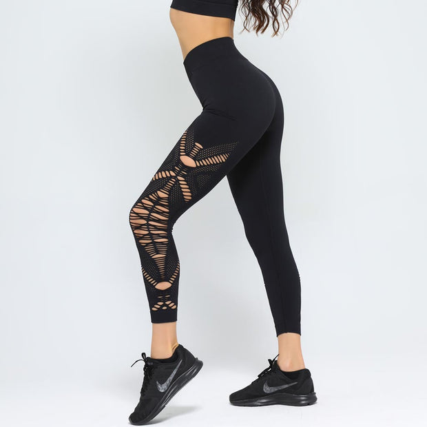 Leggings Cut Out
