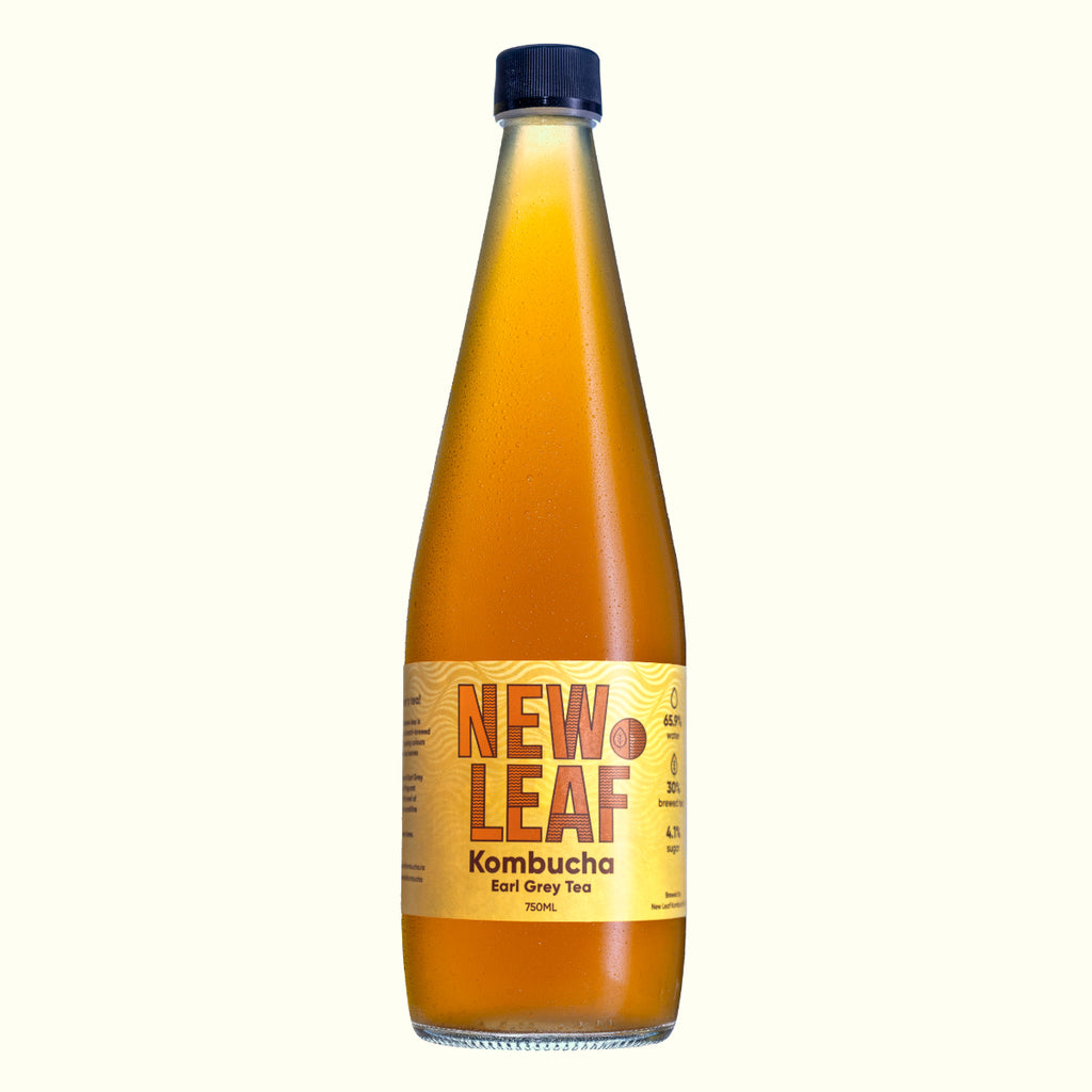 Earl Grey Tea Kombucha