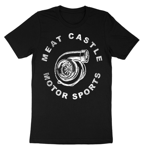 MEAT CASTLE MOTOR SPORTS BASIC TEE