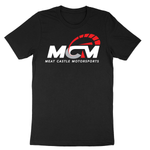 MEAT CASTLE MOTOR SPORTS LOGO TEE