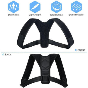 lower back pain, upper back pain, posture corrector