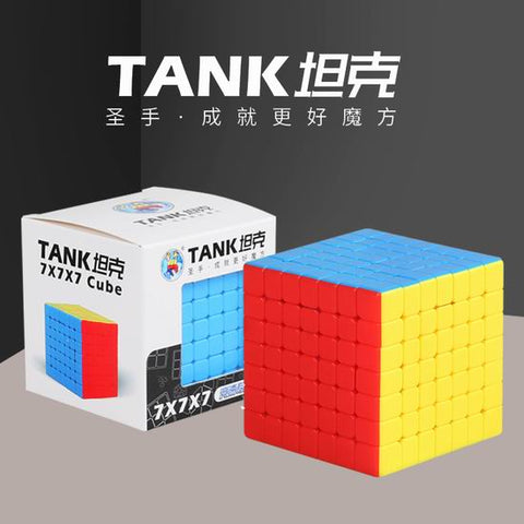 Shengshou Tank 7x7x7 Stickerless