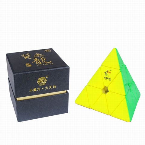 YuXin HuangLong Magnetic Pyraminx Stickerless