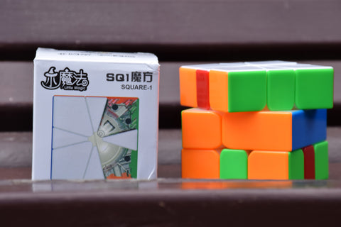 YuXin Little Magic Square-1 Stickerless magnetic