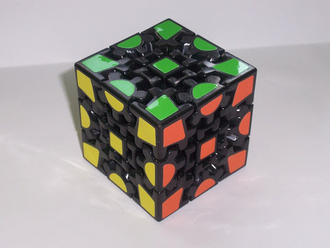 Quick Finger Gear Cube