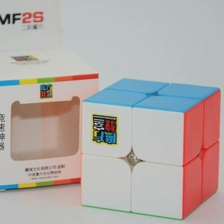 Moyu Mofang Jiaoshi MF2S 2x2 Stickerless
