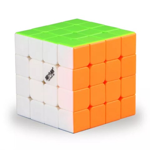 QiYi WuQue 4x4x4 Stickerless