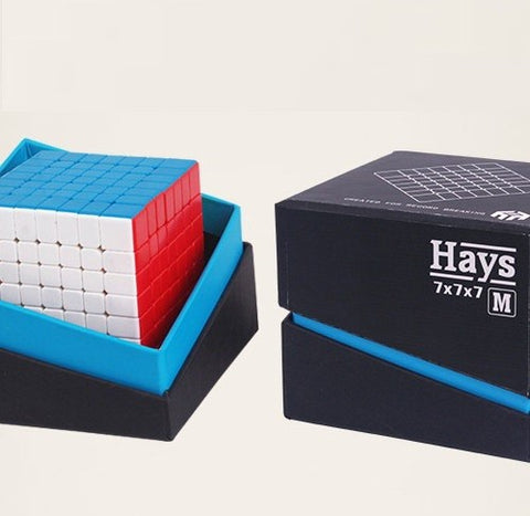 YuXin Hays 7x7x7 M Stickerless (Bright)
