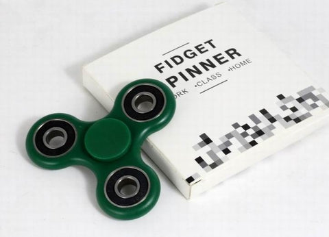 Triple Fidget Spinner
