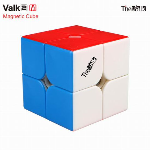 VALK 2 M MAGNETIC 2×2 STICKERLESS